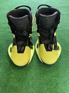 2015 Ronix One Wakeboard Boots Size 9-10