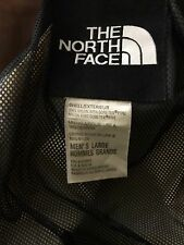 North Face Mountain Parka Goretex Jacket Size L Yellow Coat Supreme
