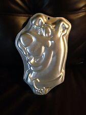 Wilton SCOOBY-DOO 1999 CAKE PAN Metal 2105-3206 Dog Head