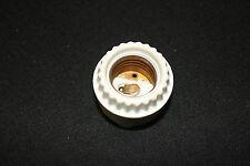 Vintage Porcelain light socket usd 2 piece marquee sign flush mount Brass Socket