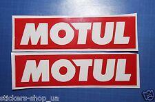 "x2 racing sponsor Сar Vinyl decal sticker 5"" bumber oil gtz 350z race rally gp"