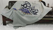Northwest NHL Hockey St. Louis Blues Sweatshirt Throw Blanket - Grey