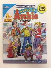 World of Archie #1 Digest Comic Book FCBD 2013