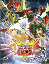 YU-GI-OH ARC V TV SERIES THE COMPLETE SEASON 1 New Sealed Blu-ray 49 Episodes