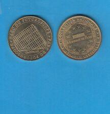 Vienne Jaunay-Clan Futuroscope Omnimax  2005 Bas  Médaille Monnaie de Paris