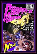 Rat's Hole HARLEY CHOPPER SHOW, Custom Bikes at Daytona Lagoon, a Main Event DVD
