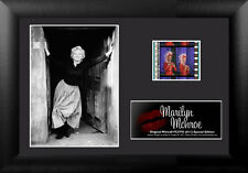 Film Cell Genuine 35mm Framed & Matted Marilyn Monroe B & W Special Edition 5792
