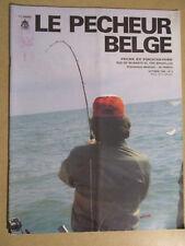 LE PECHEUR BELGE: N°8: OCTOBRE 1986: PECHE ET PISCICULTURE