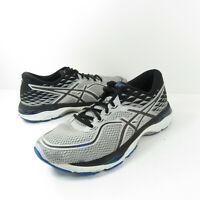 Asics Gel-Cumulus 19 Mens Size 10 Gray Blue Black Running Shoes T7B3N
