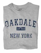 Oakdale New York NY T-Shirt EST
