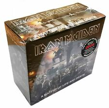 Iron Maiden matter Of Life And Death Collector Edition Eddie Figur Gaming Merch