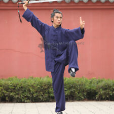 25 Colors Wudang Taoist Tai Chi Uniform Kung fu Martial arts Suit Wing Chun Robe