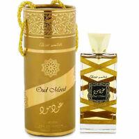 Oud Mood Elixir By Lattafa EDP 100ml Genuine Arabian Fragrance Perfume Spray