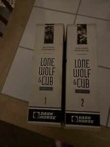 lone wolf and cub omnibus 1 And 2