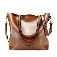 Women Fashion Leather Handbags Pouch Tote Shoulder Messenger Bags Purse Handbag