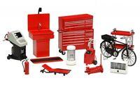Fujimi GT27 113739 Garage & Tool Series Tools No.3 Kit 1/24 Scale