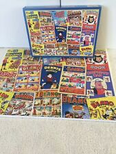 The Beano & Dandy Book jigsaw puzzle 1000 pieces.