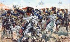 Italeri 6052. Maqueta de Hussares Ingleses (Guerra de Crimea). Escala 1/72