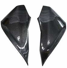 Yamaha MT-03/MT-25 Carbon Fiber Lateral Rear Covers for the Fuel Tank Panel