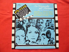 La commedia all'Italiana - LP 1980 Colonne sonore film 50 anni di Cinema