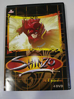 Shinzo Manica 13 Episodi Spanish Edition 4 X DVD 338 Minuti Unico Todo Ebay Am
