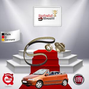 KIT DISTRIBUZIONE + POMPA ACQUA FIAT PUNTO 176 60 1.2 44KW 60CV DAL 1999 ->3306