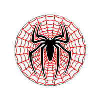 Spiderman Marvel Golf Ball Marker Spider-Man Gift