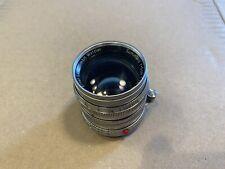 LEITZ Leica Summarit M 50mm/F1.5 Silver Lens