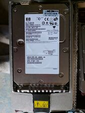 """HP BF0368683B 36.4GB,Internal,15K RPM,3.5"""" (321499-001) Hard Drive w/caddy 80pin"""