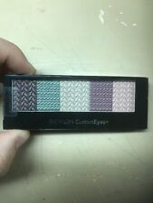 Revlon Customeyes Shadow & Liner #030 Rich Temptations SEALED *RARE Discontinued