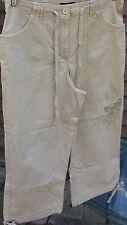 Women's Brown Capri Pants by Karen Scott; Size:  10