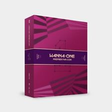 WANNA ONE PREMIER FAN-CON DVD FULL PACKAGE +POSTER SET + TRACKING NO, SEALED