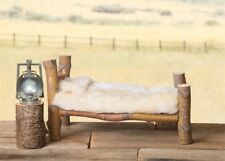 Newborn Baby Plush Soft Bed 12x8ft Background Vinyl Photo Backdrop Studio Props
