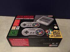 Nintendo Classic Mini Super Nintendo Entertainment System Neuve