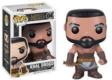 Funko POP! Game Of Thrones 04 Khal Drogo Vinyl Figure Figurine TV Collection