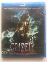 Grizzly BLU RAY NEUF SOUS BLISTER