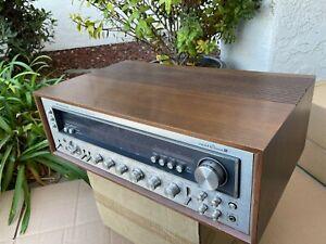Vintage Kenwood Model Eleven III Stereo Receiver for Repair