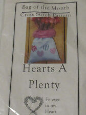 Hearts A Plenty Bag of the Month from Forever In My Heart