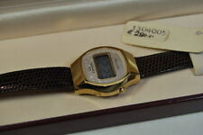 Bulova Quartz LCD da donna vintage watch