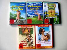 DVD Sammlung Erotikfilme ab 18, 6 Schwedinnen auf der Alm, auf Ibiza u. a. NEU