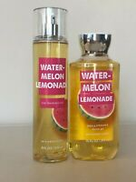 BATH & BODY WORKS Watermelon Lemonade Fragrance Mist Body Wash Pick 1 NEW