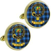 Round Coaster Morrison Scottish Clan Name Cork Backed Set of 4 Coasters