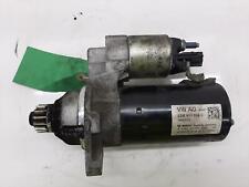 2014 VOLKSWAGEN PASSAT B7 1968cc Diesel Manual Bosch Starter Motor 02M 911 024 C