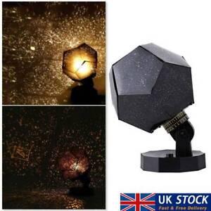 Astro Planetarium Star Celestial Projector Cosmos Light Night Sky Lamp UK