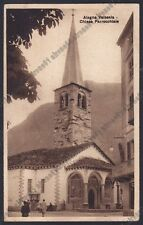 VERCELLI ALAGNA VALSESIA 233 Cartolina viaggiata 1939  Edizione DIENA