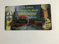 Wittichenauer Beer Magirus-Deutz Original Collectable Oldtimer Model Truck Lorry
