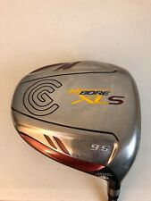*VGC* Cleveland Hibore XLS Driver 9.5* Fujikura Fit On Gold Stiff (3140)