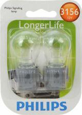 Back Up Light Bulb-LongerLife - Twin Blister Pack Philips 3156LLB2