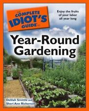 The Complete Idiot's Guide to Year-Round Gardening (Complete Idiot's-ExLibrary