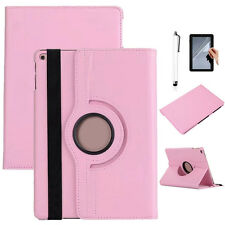 For iPad 2 3 4 Mini Air Pro Various Folio Leather Smart Cover Case Stand +Gifts
